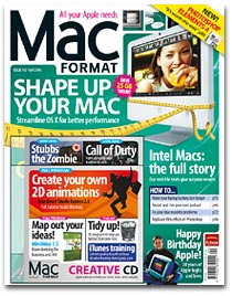 MacFormat Issue 167